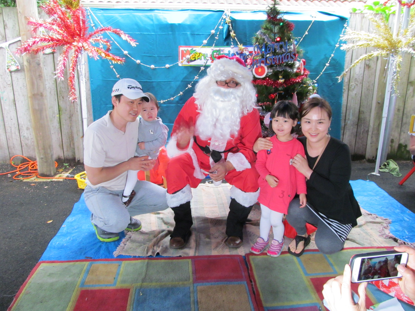 Kids Christmas Party 2016